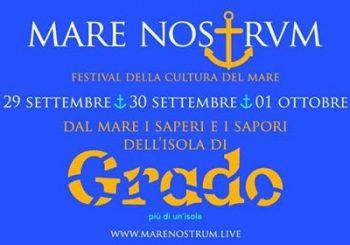 Mare Nostrum festival della cultura del mare 29 – 30 settembre e 1 ottobre