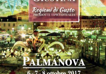 Fiera di Santa Giustina – Palmanova dal 6 all'8 Ottobre 2017