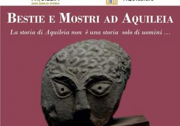 Bestie e mostri ad Aquileia
