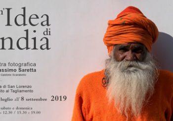 """Mostra """"Un'idea di India"""""""